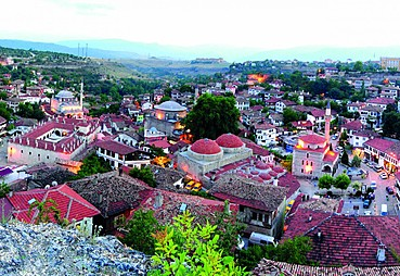 3.Gün: Safranbolu –  Cinci Hoca Hanı  –  Hıdırlık Tepesi