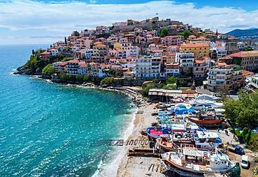 İstanbul – Kavala - Selanik