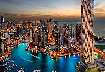İstanbul – Sharjah – Dubai
