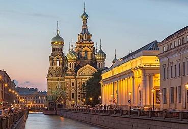 St.Petersburg - İstanbul
