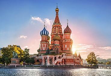 Moskova – St.Petersburg