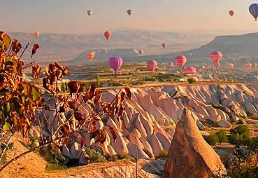 Tek Gece Konaklamalı Kapadokya Turu
