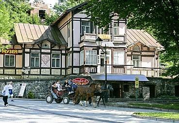 Truskavets-Lviv-İstanbul