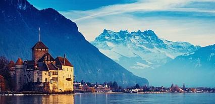 Alplerin Gölgesinde 5 Ülke Genel