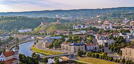 Baltık Başkentleri Turu Tallinn Gidiş Genel