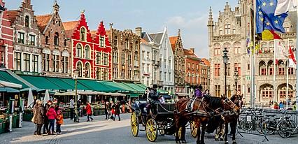 Benelux Fransa Almanya Turu Genel