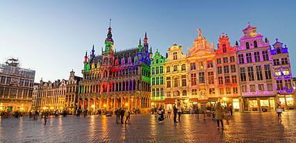 Benelux Paris Turu Amsterdam Gidiş Dönüş Genel
