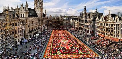 Benelux Paris Turu (Lüksemburg Gidiş) Genel
