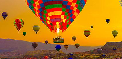 Bursa Çıkışlı Kapadokya Turu Genel