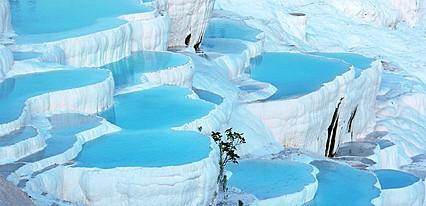 Bursa Çıkışlı Pamukkale - Salda Gölü ve Lavanta Bahçeleri Turu Genel