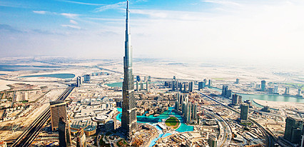 Dubai Turu Herşey Dahil Genel
