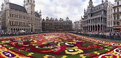 Flash Promosyon Benelux Fransa Almanya Turu Genel