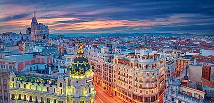 İspanya - Portekiz - Fas Turu Genel