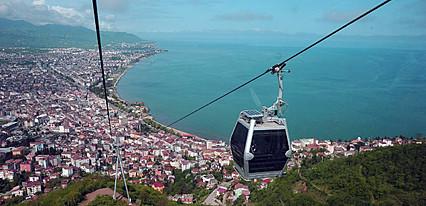 İzmir Çıkışlı Karadeniz Yaylalar ve Batum Turu Genel
