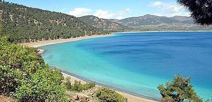 İzmir Çıkışlı Pamukkale - Salda Gölü ve Lavanta Bahçeleri Turu Genel