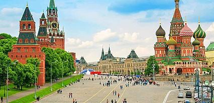 Moskova - St.Petersburg Turu Genel