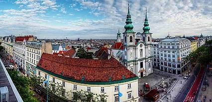 Orta Avrupa Turu Viyana Gidiş Dönüş Genel