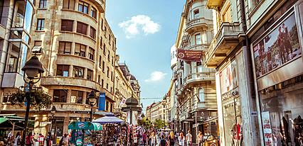 Otobüslü Baştan Başa Balkanlar Turu Genel