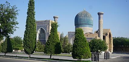 Özbekistan - Kırgızistan - Kazakistan Turu Genel