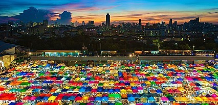 Phuket Bangkok Maldivler Turu Genel