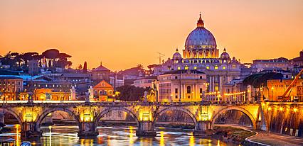 Roma & Floransa Turu Genel