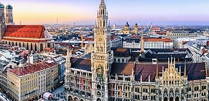 Romantik Yol ve Orta Çağ Kasabaları Turu Genel