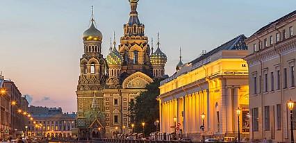 St.Petersburg Turu Genel