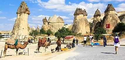 Tek Gece Konaklamalı Kapadokya Turu Genel
