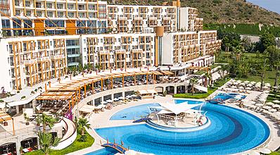 Akyarlar, Kefaluka Resort Hotel, Barış Manço Caddesi, Bodrum/Muğla