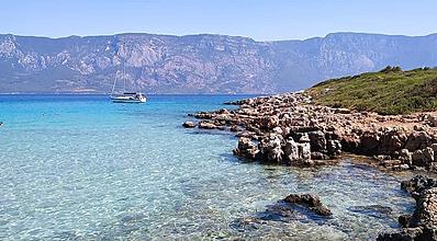 Çamlı, Sedir Adası, Sedir Adası, Marmaris/Muğla