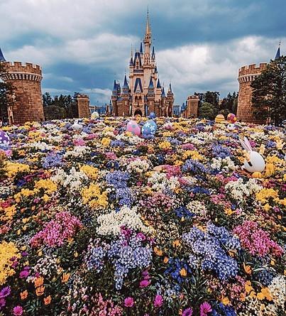 Disneyland Tokyo, 1-1 Maihama, Urayasu, Chiba ili, Japonya
