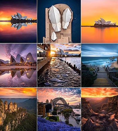 Sydney Yeni Güney Galler, Avustralya
